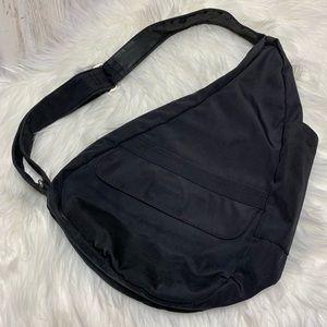 Ameribag Healthy Back Microfiber Shoulder Bag
